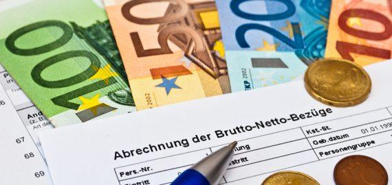 Lohnabrechnung Hamburg